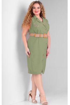 Платье Тэнси 288 зеленый(117355783)