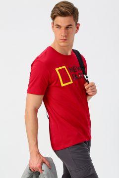 National Geographic Bordo T-Shirt(115288841)