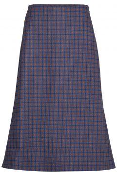 Hoover Knielanges Kleid Blau MUNTHE(114163722)