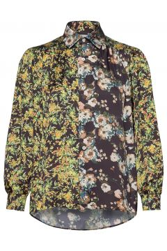 Lush Shirt Langärmliges Hemd Bunt/gemustert HOPE(121387575)