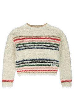 Pullover mit Streifen(113868504)