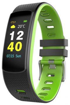 Everest Ever Fit W45 Android/IOS Smart Watch Full Dokunmatik Renkli Ekran Yeşil/Siyah Akıllı Bileklik Saat(105146081)