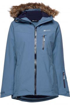 Sole 2-Layer Techincal Jacket Outerwear Sport Jackets Blau SKOGSTAD(114156337)