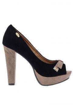 Xti Siyah Topuklu Ayakkabı(113968575)