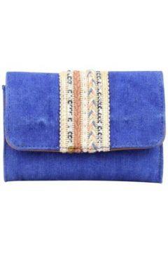 Porte-monnaie Fuchsia Porte monnaie bande déco toile délavée Milli bleu(101597191)