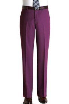 Pantalons de costume Kebello Pantalon en polyester H Bordeaux(115408762)