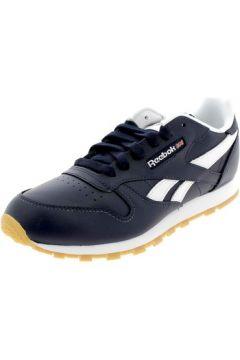 Chaussures enfant Reebok Sport CLASSIC LEATHER BLU(115506739)