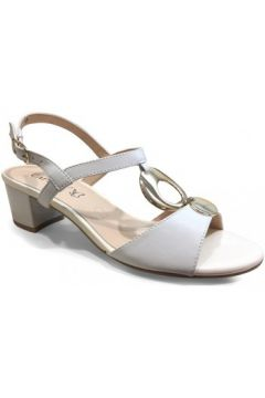 Sandales Caprice Sandale talon Blanc/Perle(101571331)