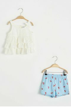 Bebek Kız Bebek Takım 2\'li(127690879)