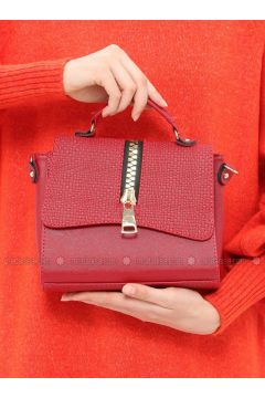 Red - Shoulder Bags - ironstone(110321923)