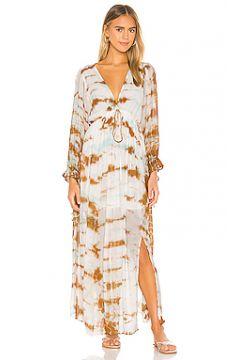 Макси платье prairie - Young Fabulous & Broke(115073452)
