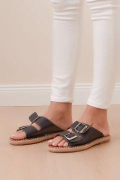 Shoes Time Kadın Siyah Terlik 20y 817(118648304)