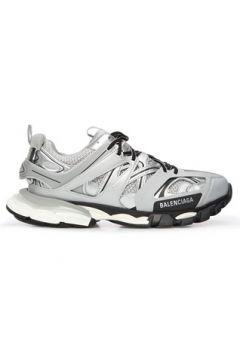 Balenciaga Erkek Track Silver Sneaker Gri 40 EU(120498364)