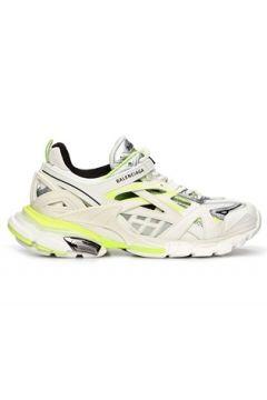 Balenciaga Kadın Track Beyaz Sarı Sneaker 36 EU(118330037)