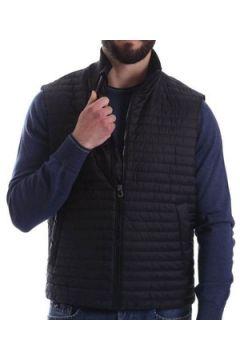 Doudounes Geox Man Jacket Piumino Smaniacato Nero(115439185)