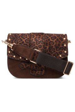 Gemma Accordeon Bags Small Shoulder Bags - Crossbody Bags Braun VANESSA BRUNO(114165668)