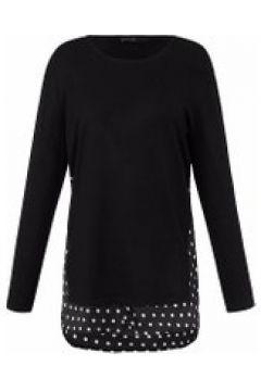 Pullover mit 1/1-Arm Emilia Lay schwarz/weiß(111504138)