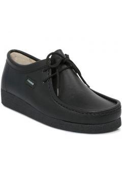 Chaussures enfant Tower London Apache Noir Cuir(115604017)