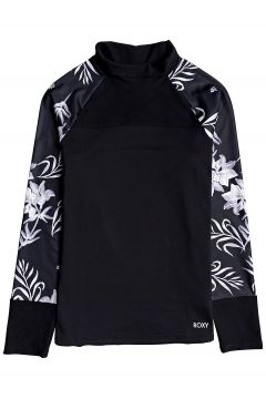 Roxy Crystalised Mind Tech Tee LS zwart(109249884)