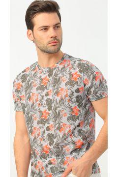 Fabrika Bej Erkek T-Shirt(113996127)
