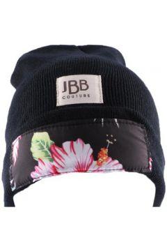 Bonnet Jbb Couture Bonnet Noir avec impréssion Florale(115449858)
