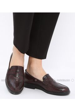 Maroon - Casual - Shoes - Gezer(110328642)