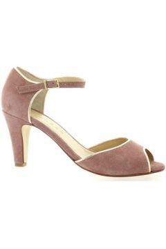 Chaussures escarpins Ambiance Escarpins cuir laminé(127910298)