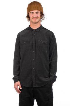 RVCA Freeman Cord Shirt zwart(93741680)