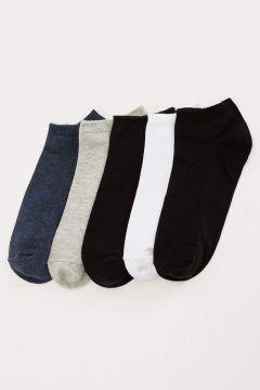 DeFacto Erkek 5\'li Kısa Çorap(119058211)