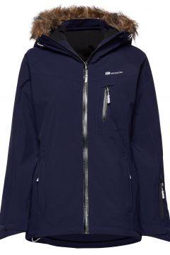Sole 2-Layer Techincal Jacket Outerwear Sport Jackets Blau SKOGSTAD(114156336)