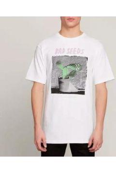 T-shirt Volcom Bad Seed Hth Ss(127888649)