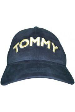 Casquette Tommy Hilfiger Casquette Tommy Jeans noire logo doré pour femme(88614000)