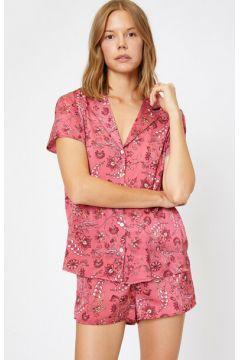 Koton Kadın Desenli Pijama Üstü(118171141)
