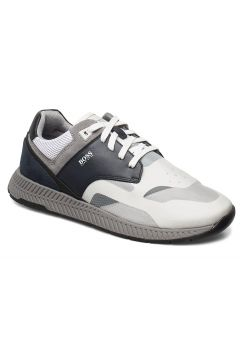 Titanium_runn_trmx Niedrige Sneaker Blau BOSS BUSINESS WEAR(99731982)