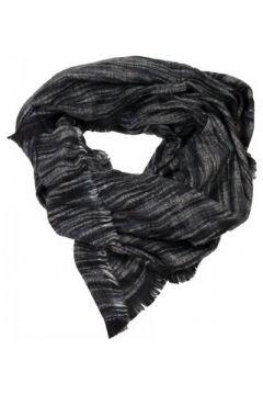 Echarpe Primtex Echarpe longue type châle noir gris(115421550)