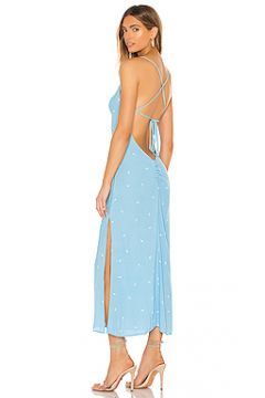 Платье миди saturdaze - FLYNN SKYE(115065779)