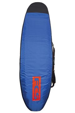 FCS Classic Longboard Surfboard Bag - Steel Blue White(100264523)