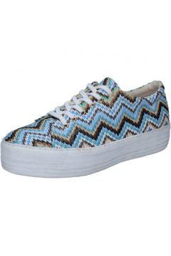 Chaussures Cult sneakers multicolor rafia BZ266(115393986)