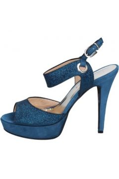 Sandales Sergio Cimadamore sandales bleu glitter daim BY133(115400955)