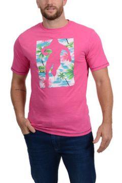 T-shirt Ruckfield T-Shirt Chabal Island Fuschia(115447302)