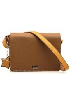 Sac Bandouliere MTNG BOLSO LABELA C38775 SAFFIANO BROWN / MUSTARD(115466458)