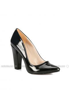 Black - High Heel - Shoes - ROVIGO(110316047)