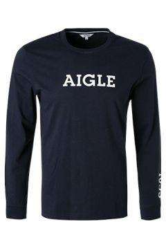 Aigle T-Shirt Tavacal marine J7342(119804750)