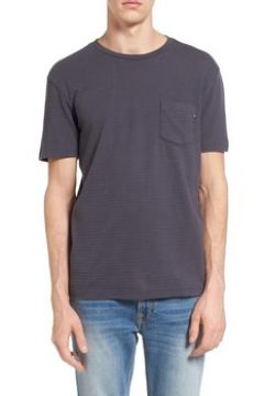 T-shirt Obey LOMBARD PIQUE(115437983)
