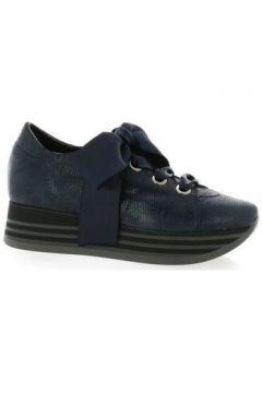 Chaussures Benoite C Baskets cuir python(127909779)