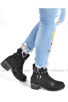 Black - Boot - Boots - Vizon(110330334)
