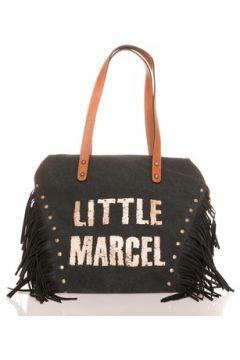 Sac à main Little Marcel Sac a Main Victoire Black VI 03(115473070)