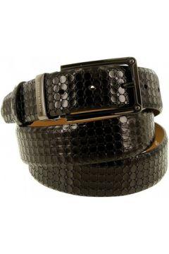 Ceinture Emporio Balzani ceinture cuir setino noir(115424326)