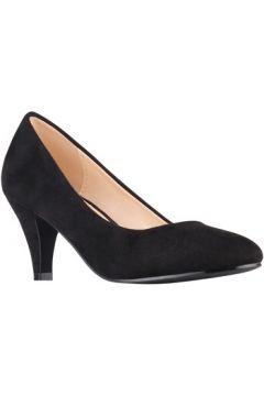 Chaussures escarpins Krisp suédine Cours de talonnette(115498464)