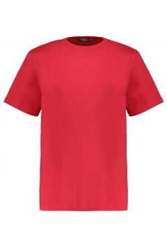 Kitaro: T-Shirt kurzarm, 7XL, Rot(112322428)